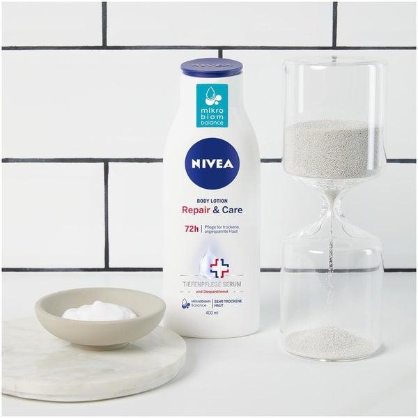 Dưỡng thể Nivea Repair & Care