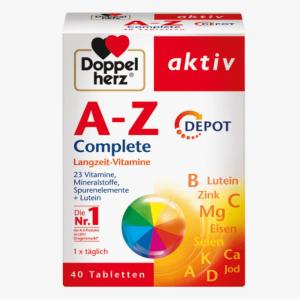 Vitamin tổng hợp A-Z Depot