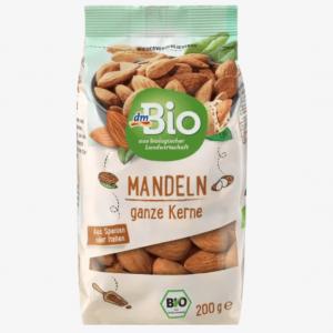 Hạnh nhân hữu cơ Bio Mandeln